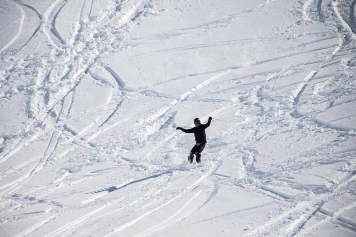 Queenstown ski season