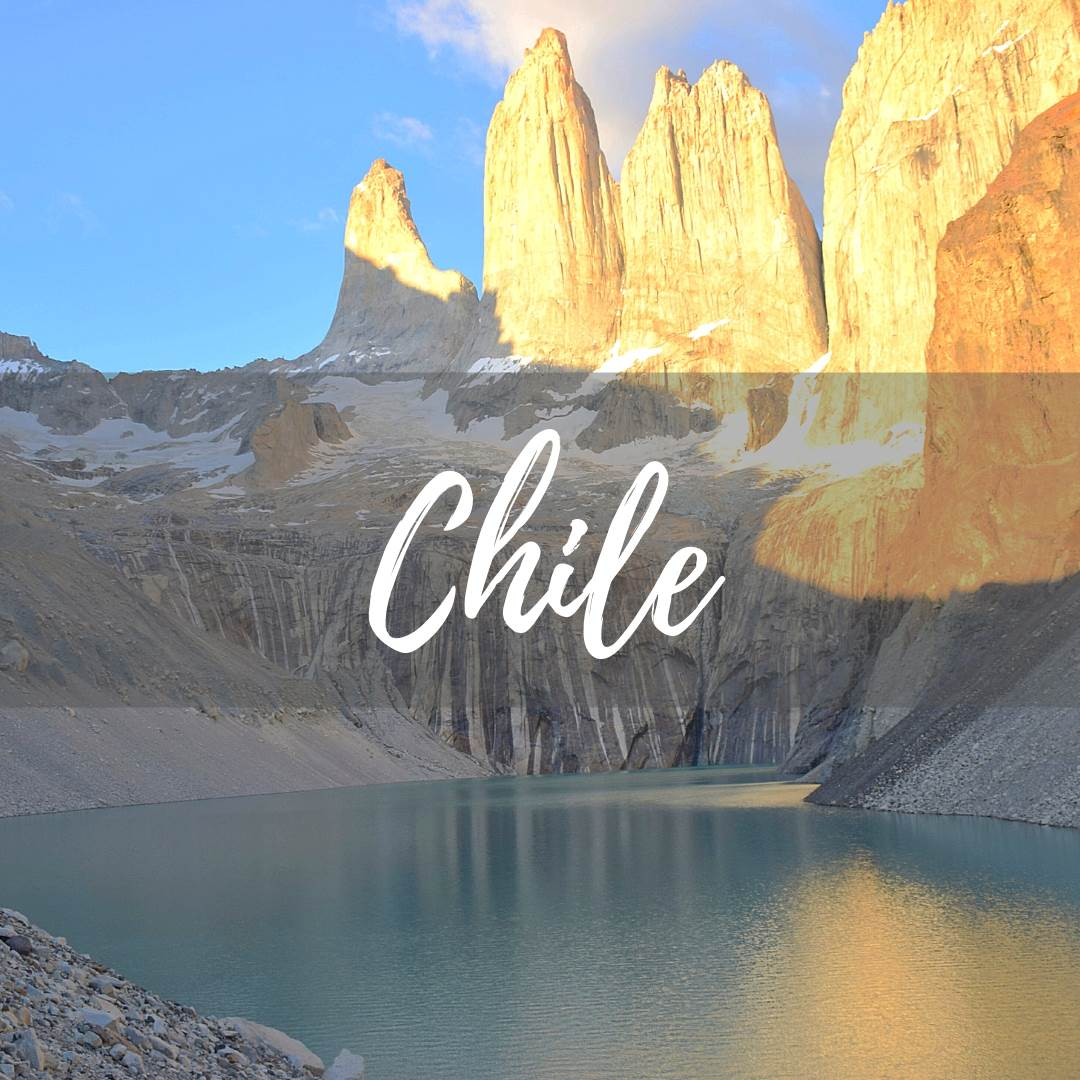 Chile travel blogs by destinationless travel