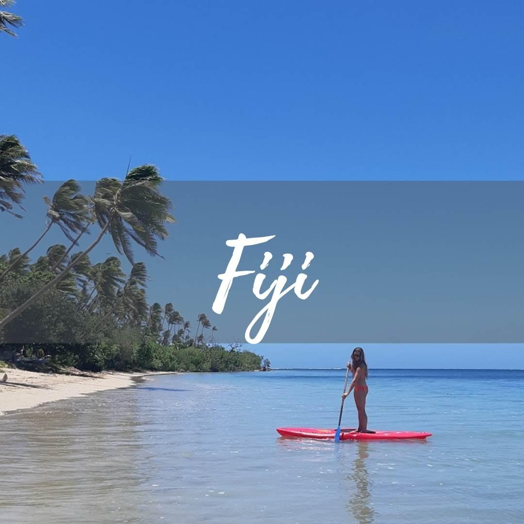Fiji Travel blogs by Destinationless Travel