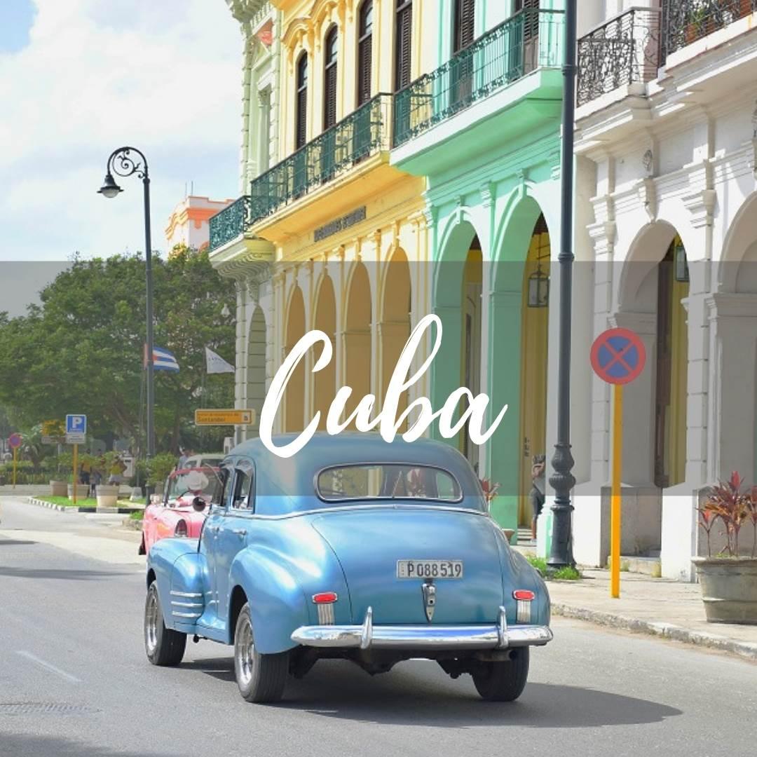 Cuba Travel Blogs by destinationless Travel