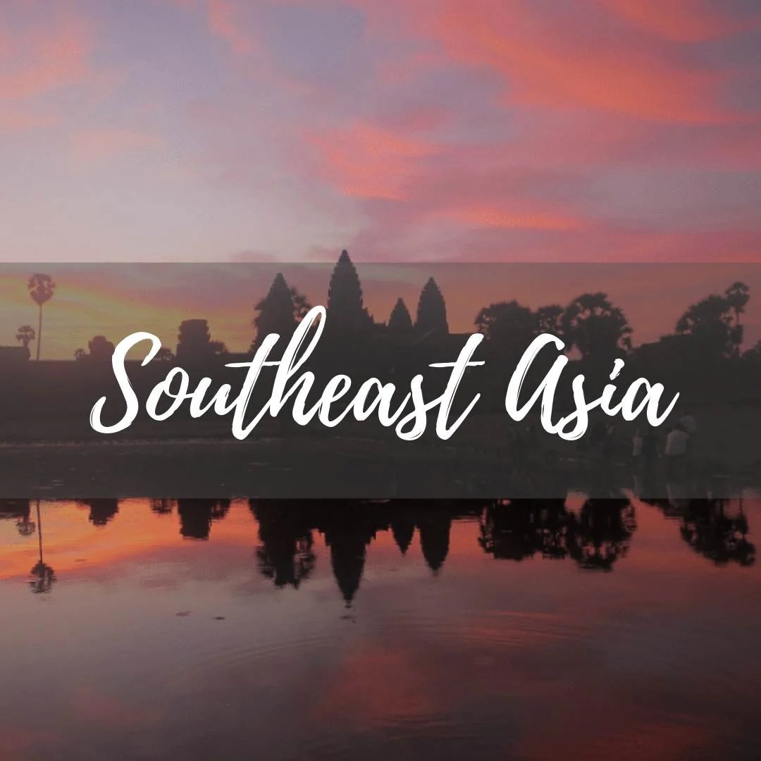 south east asia blog post