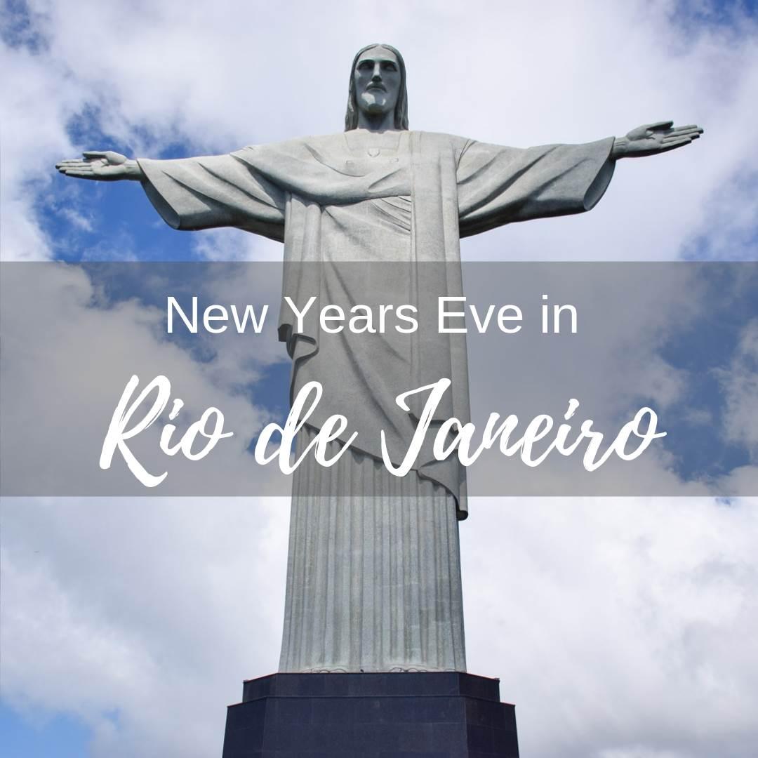 New Years in Rio de Janeiro
