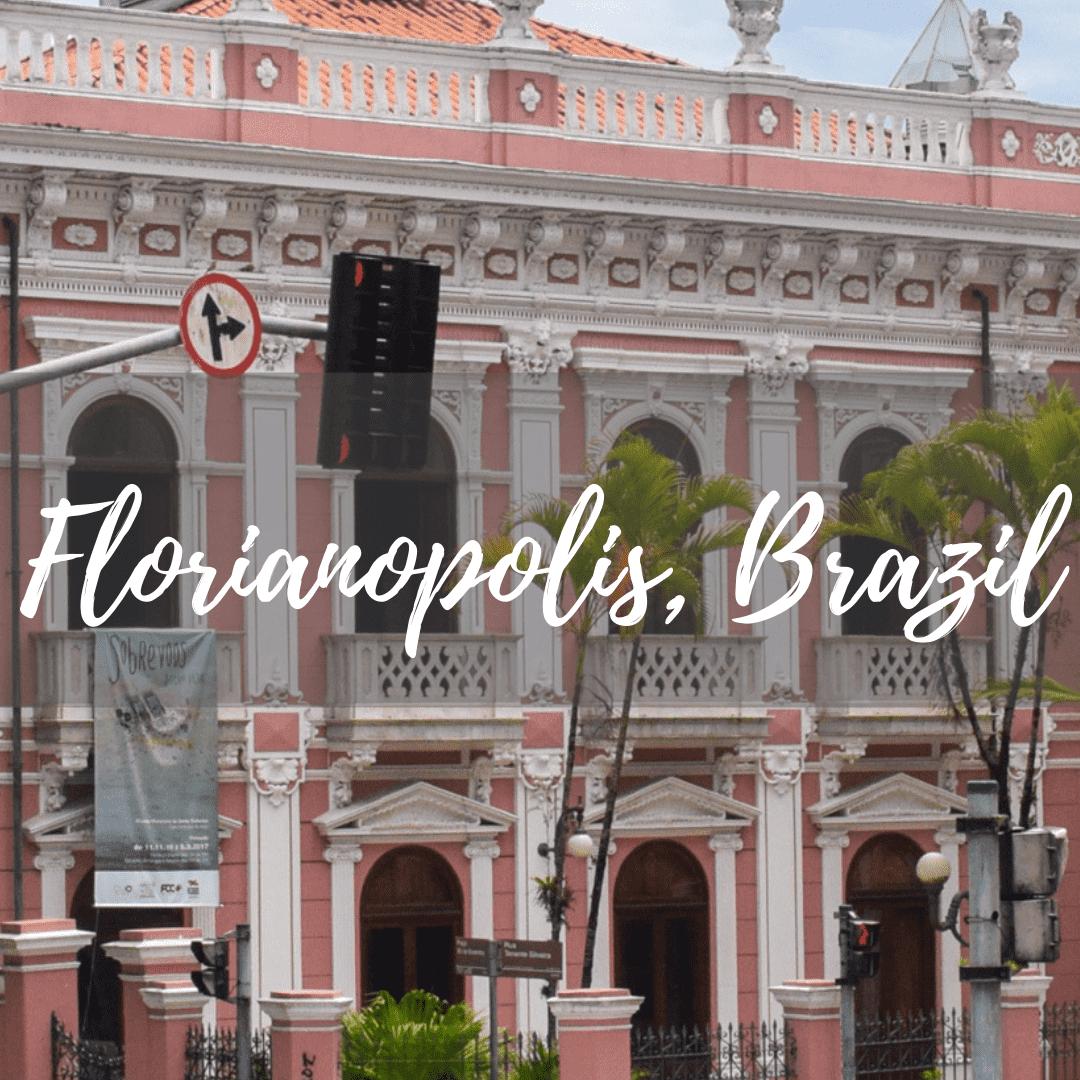 Florianopolis Brazil travel blog post