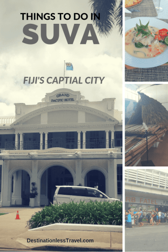 tings to do in suva