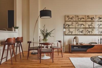 Hahne Apartment Diningroom
