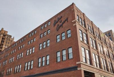 Hahne & Co. Building Exterior