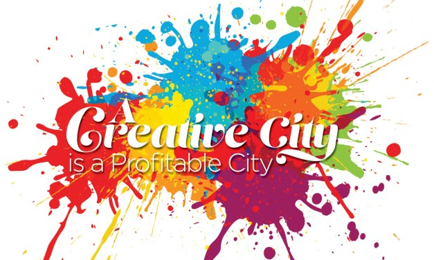A Creative City is a Profitable City