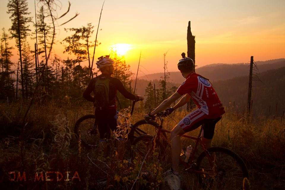 Mountain Biking Moscow Mountain