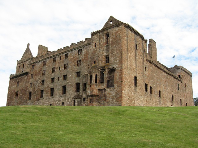 Linlithgow Palace Ecosse