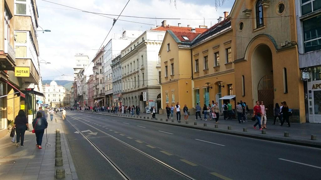 Sarajevo destination pas chère