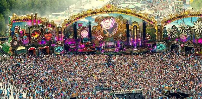 Festival Tomorrowland europe