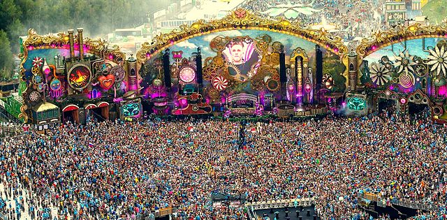 Festival Tomorrowland europe