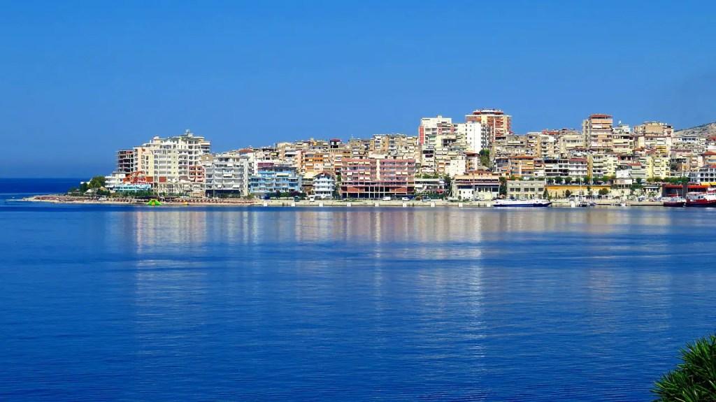 Plage Albanie pas chère