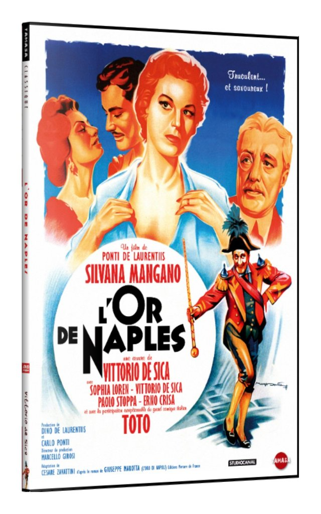 L'or de Naples film