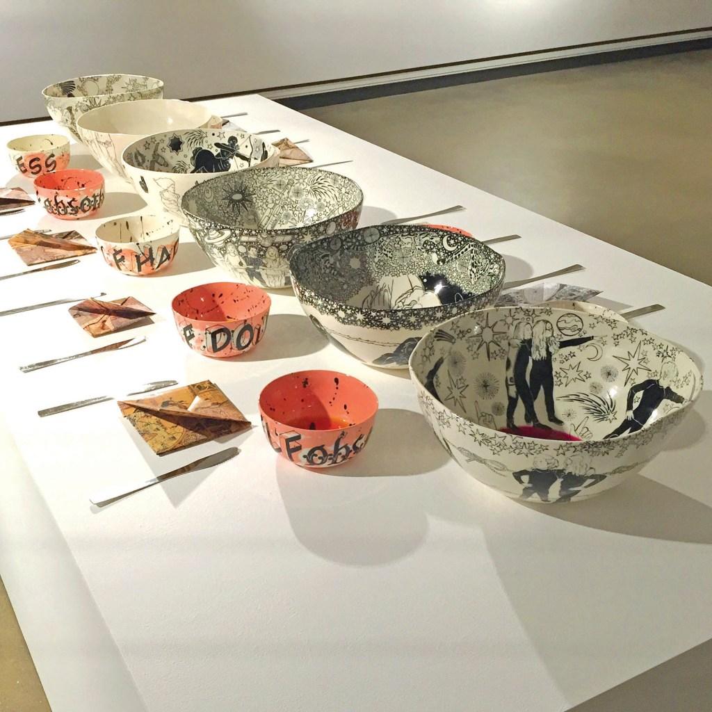 ceramic-installation-thw-dinner-1-at-tje-attenborough-centre-for-arts-uk