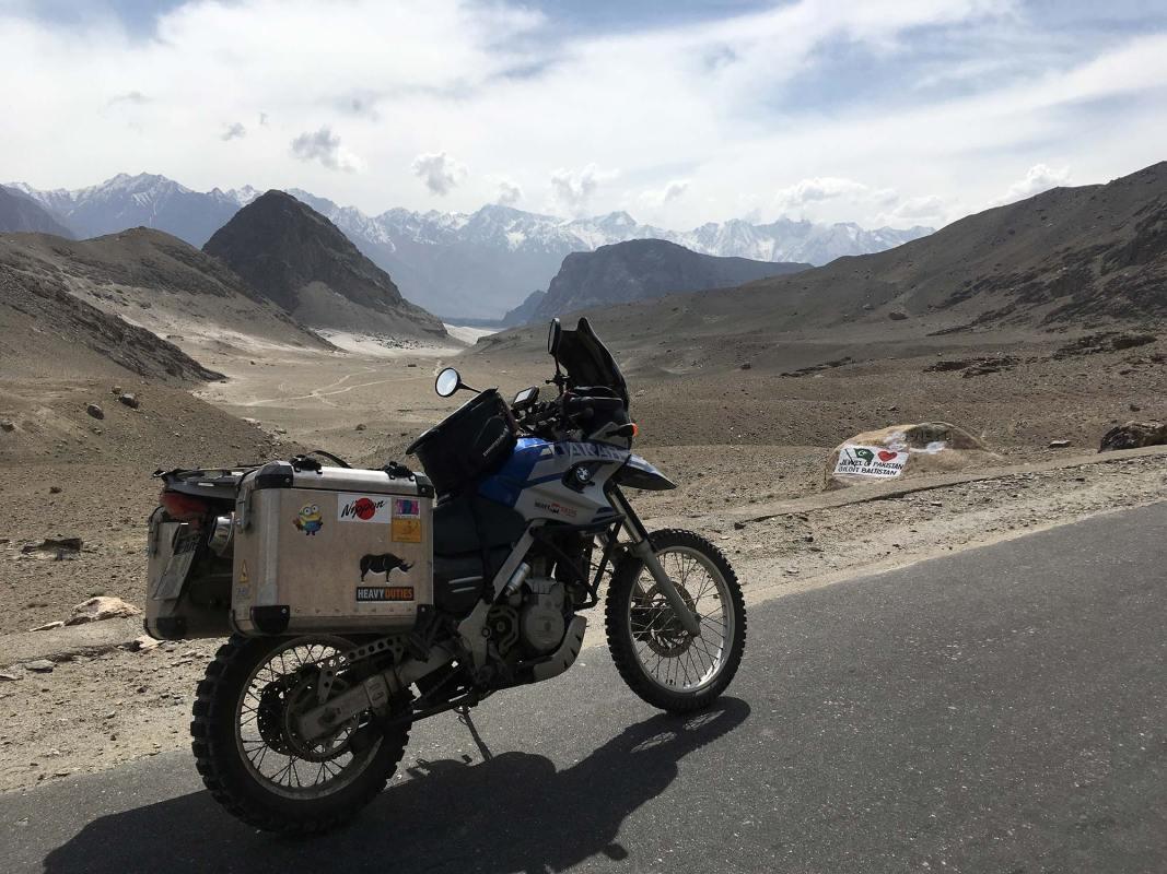 Shigar, The Highest Desert in the World