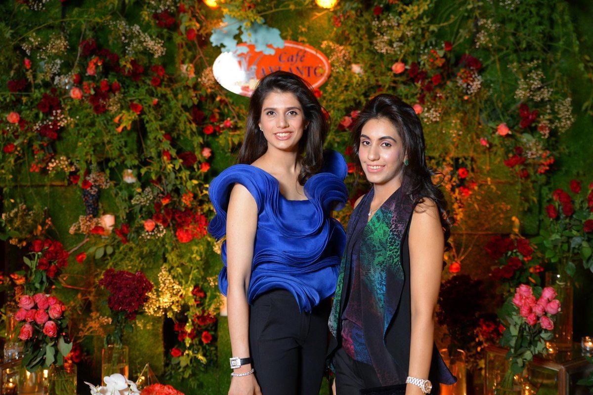 Sarah and Fatima