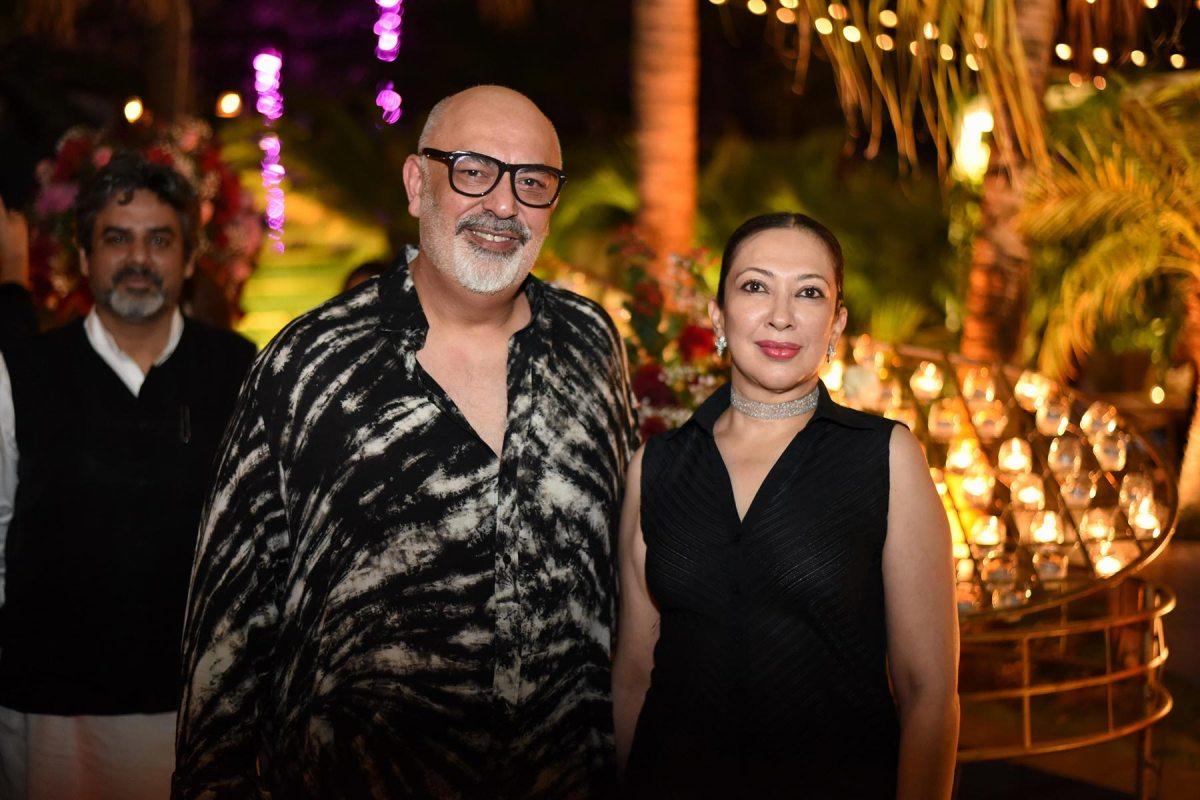 Tariq and Faiza Amin