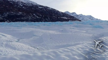 Lake Georgia Glacier - Anchorage, Alaska