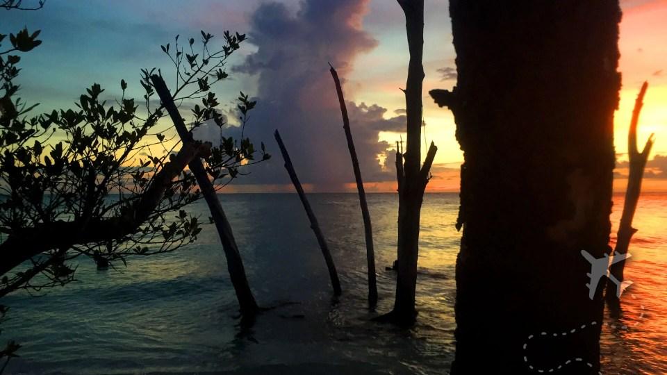 Sunset in Sarasota, FL