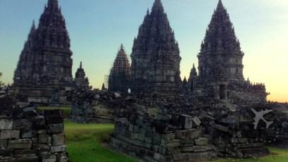 Prambanan Temple in Indonesia