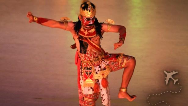 Ramayana Ballet in Indonesia