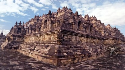Borobudur in Indonesia