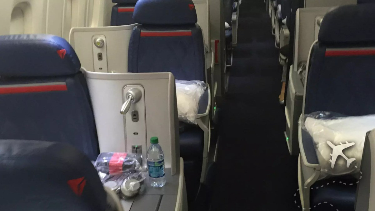 Delta Airlines Business Class (Delta One)