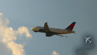 Delta Airlines B737
