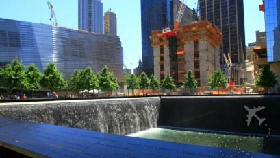 Ground Zero in NYC - 2012