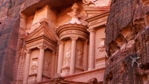 The Treasury (Al-Khazneh) at Petra