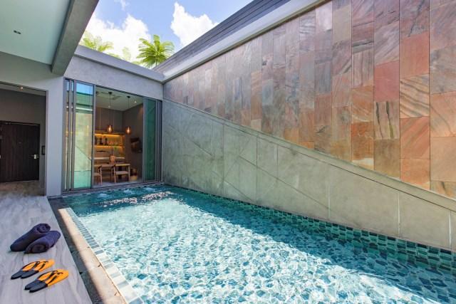 The Gems Mining Pool  Villas Pattaya Sets Its Opening This