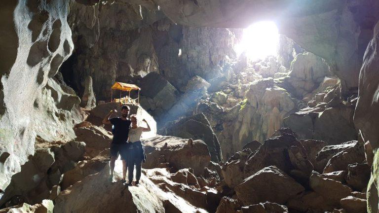 grotte Tham Phu Kam