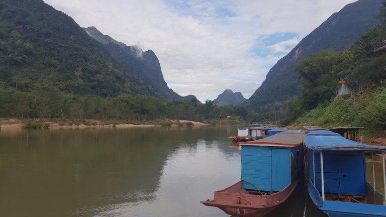 Embarcadère de Muang Ngoy