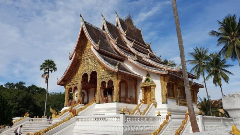 temple Haw Pha Bang Luang Prabang