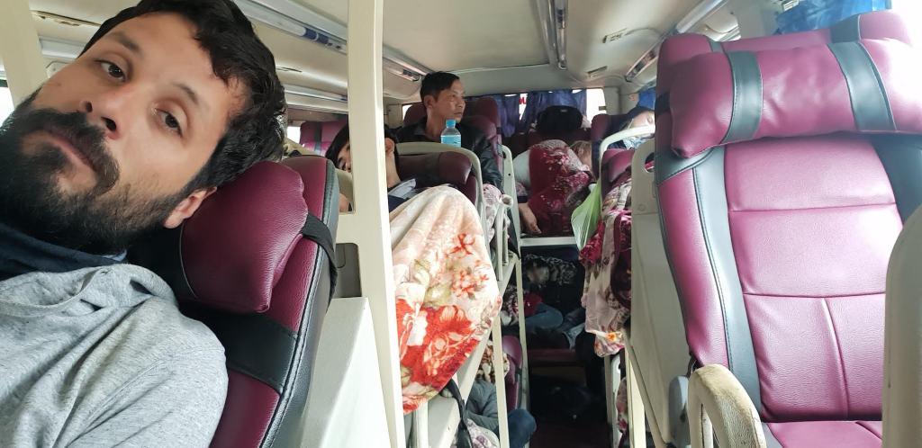 Bus Luang Prabang Hanoi