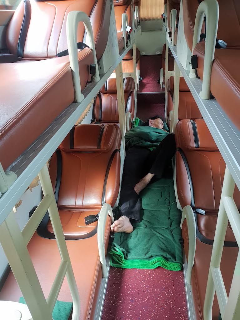 futa bus Dalat