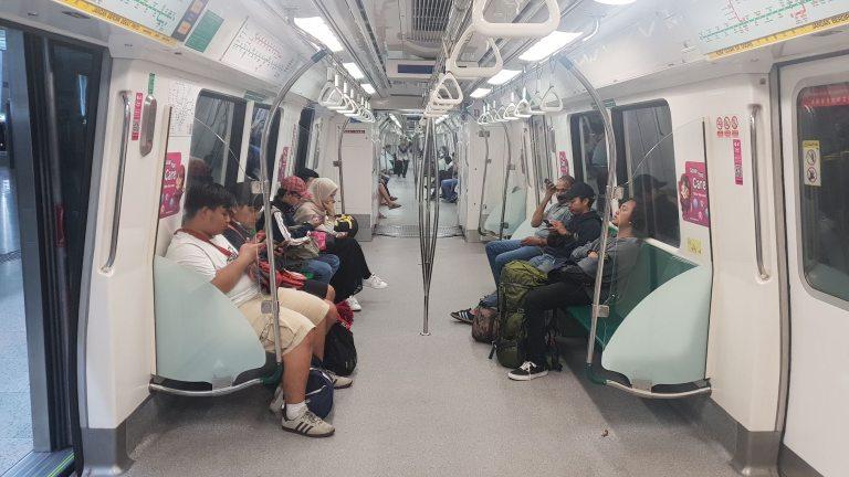 Métro Singapour