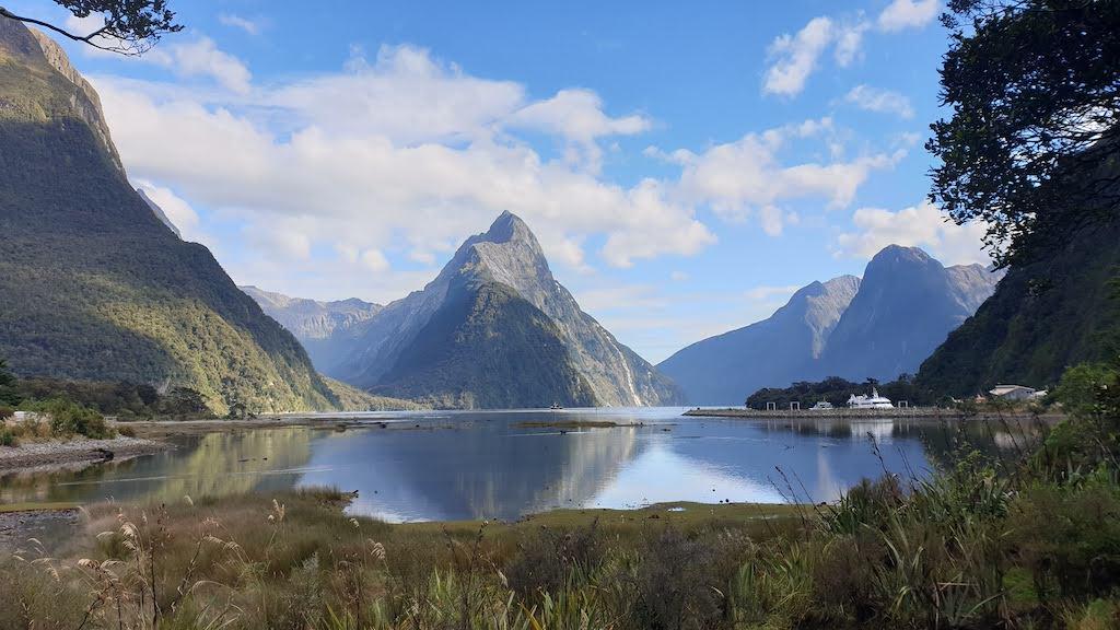 Milford Sound, la croisière la plus célèbre de nouvelle-zélande