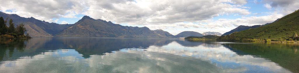 lac Wakatipu Queenstown