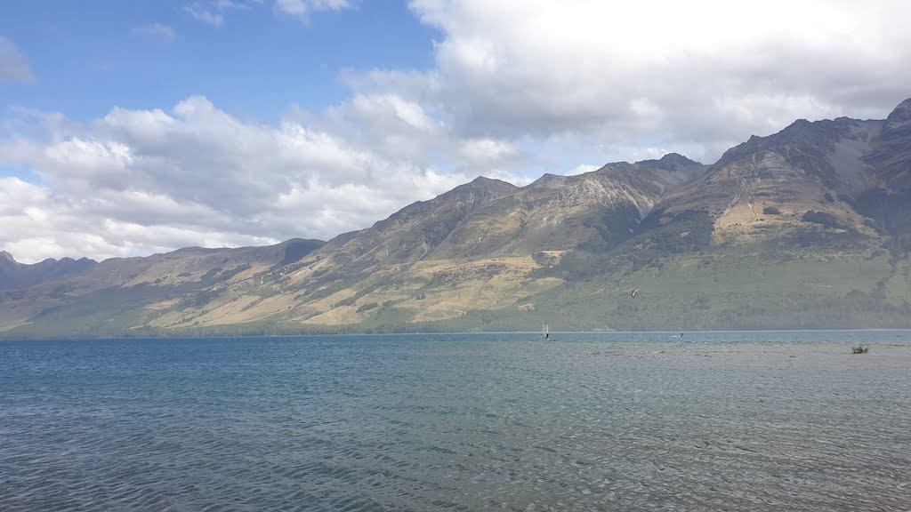 lac Wakatipu Glenorchy