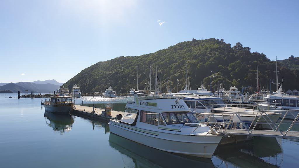 Port de plaisance de Picton