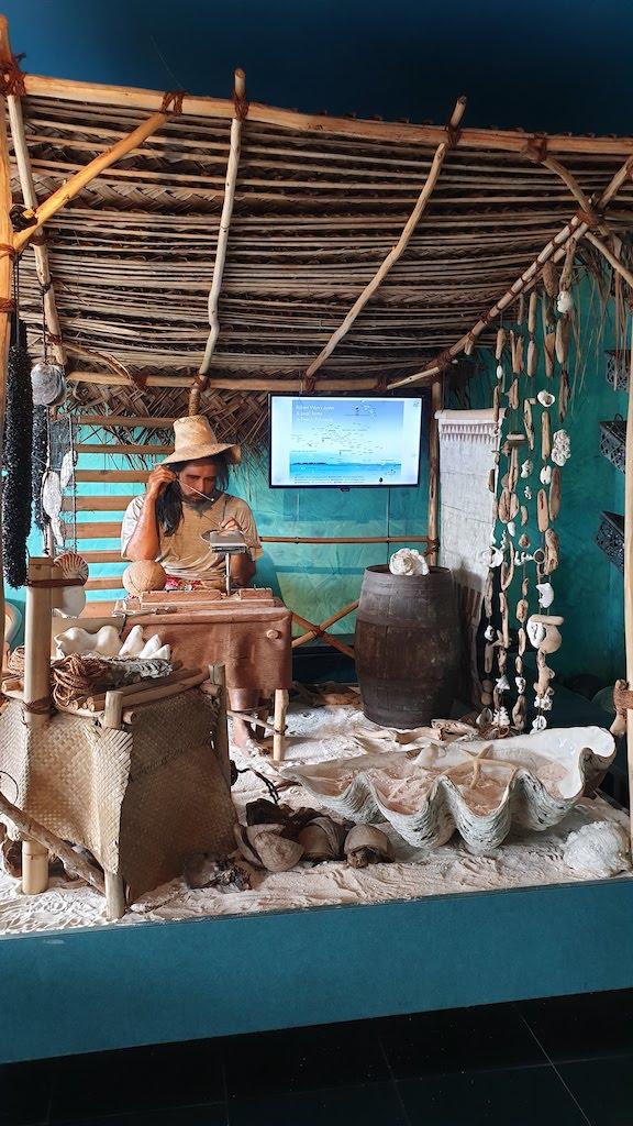 musée de la perle Robert Wan Tahiti