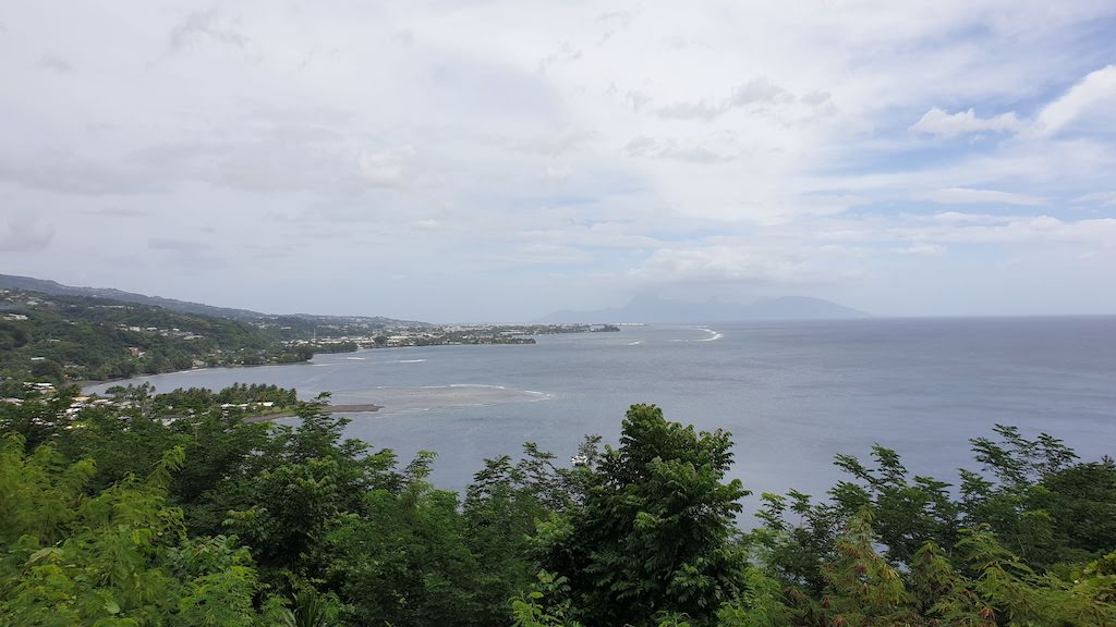 Belvédère du Tahara'a Tahiti