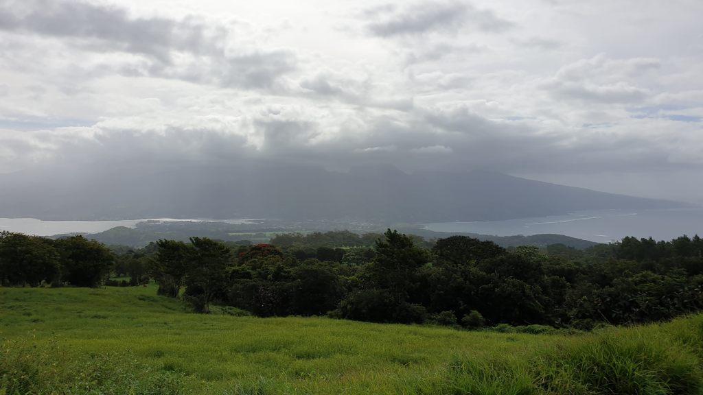 Belvédère de Puunui Tahiti