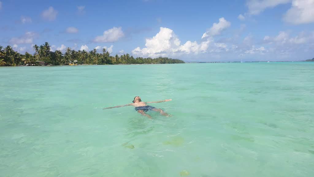 lagon Bora Bora