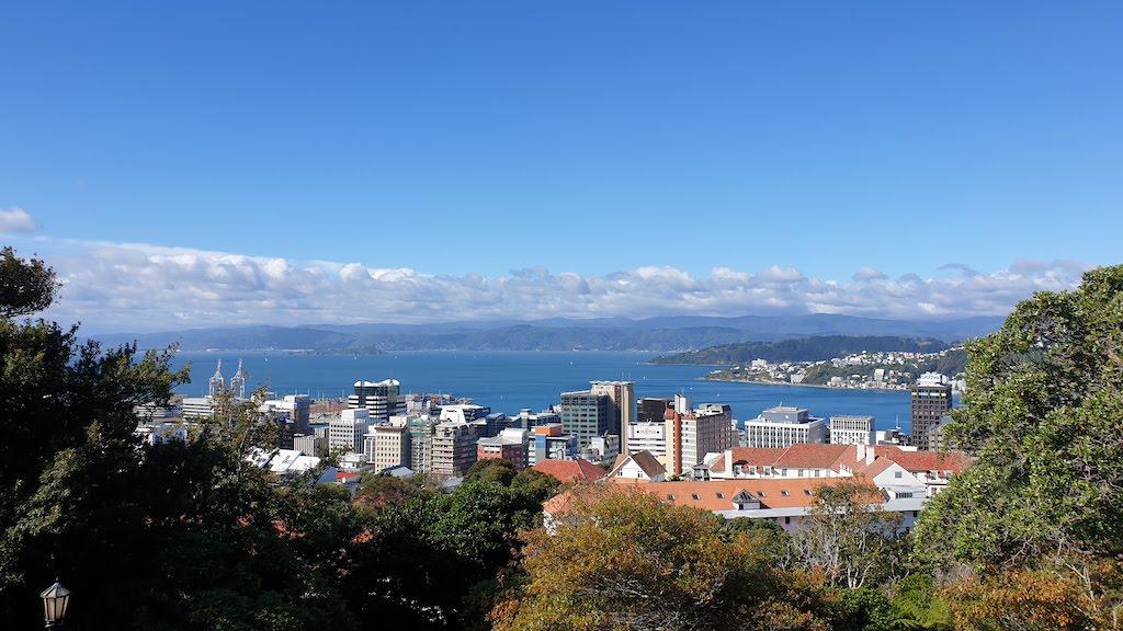 Botanic Garden Wellington