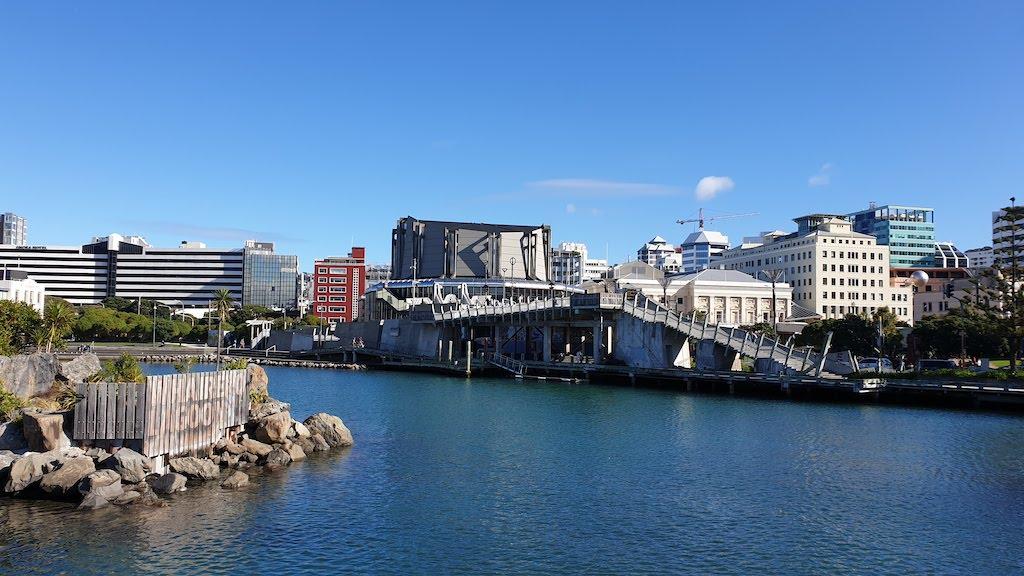 Front de mer Wellington
