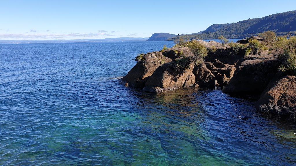 Whakamoenga Pt Track Lac Taupo