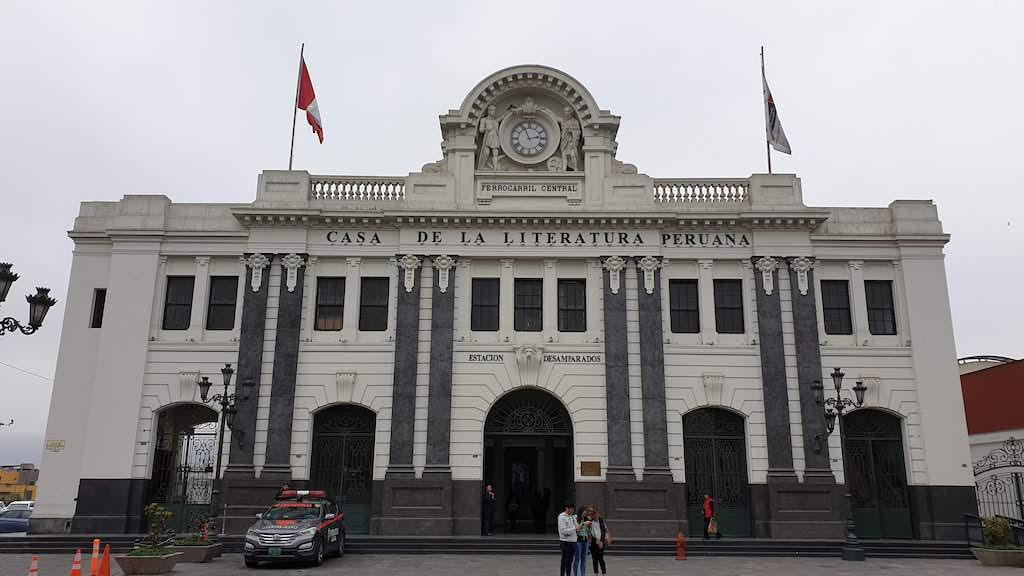 Casa de la Literatura peruana Lima